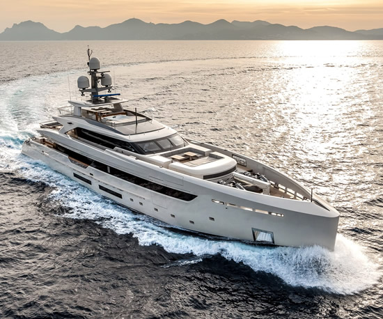 List of luxury yachts